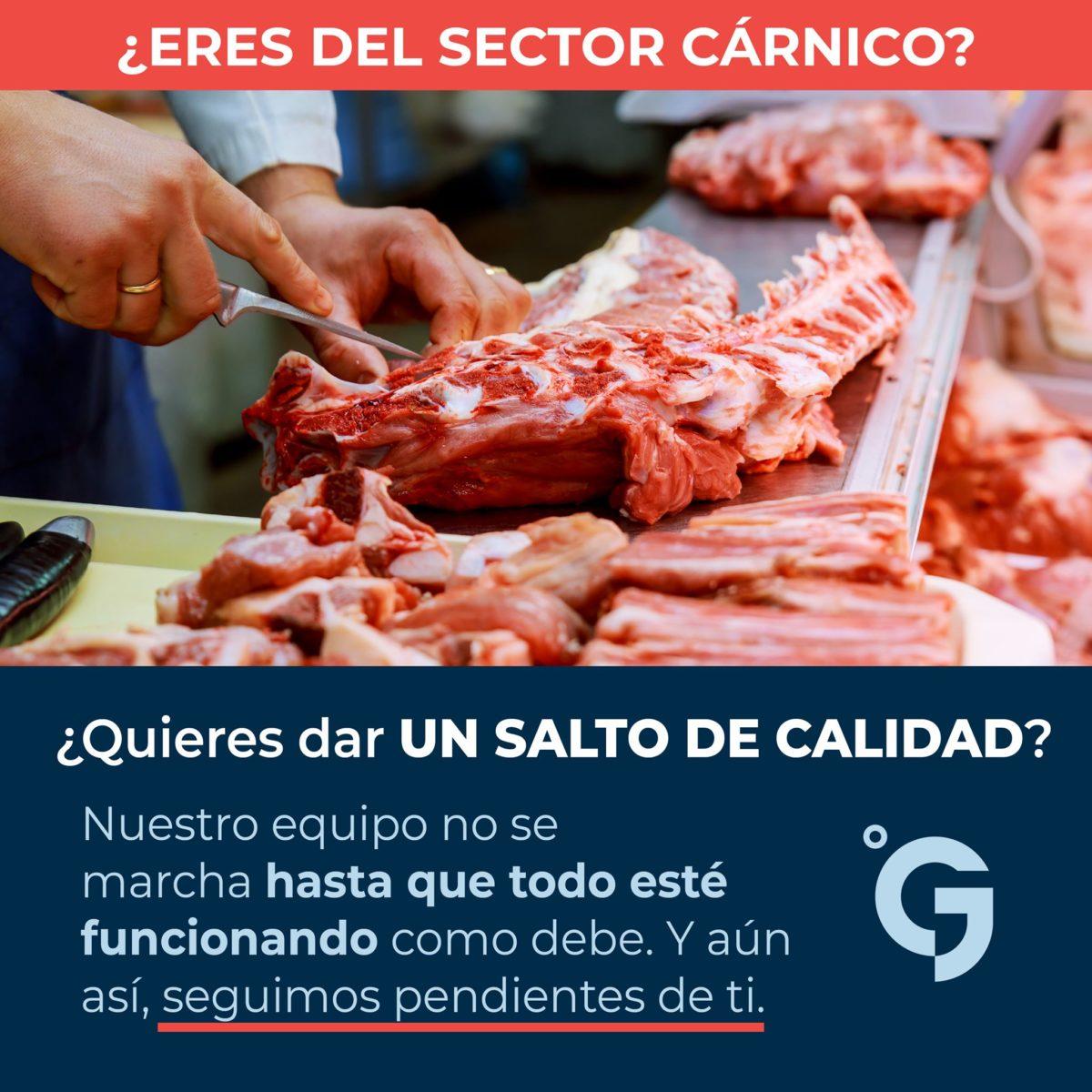 J. Garrido y Sector Cárnico