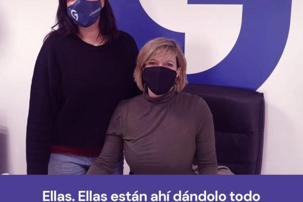 mujeres de J. Garrido